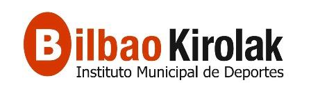 Bilbao Kirolak con pequefitness